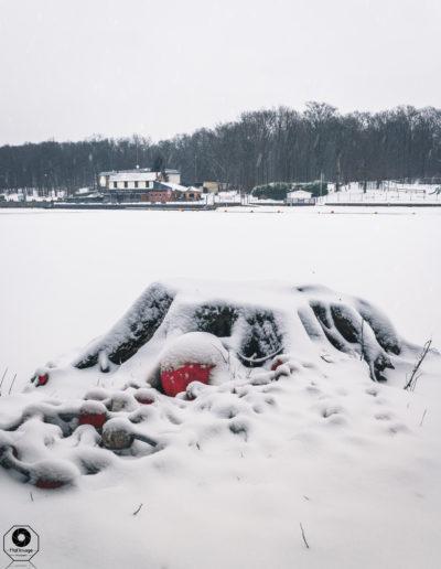 Fourmies neige