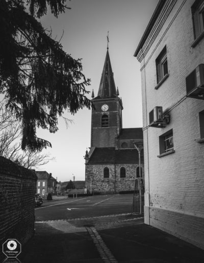 Eglise d'Anor